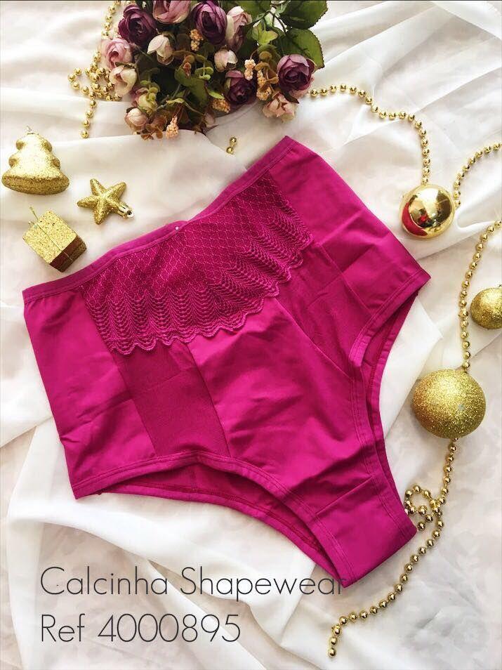 aa0e9d217 Calcinha modeladora rosa Diamantes Lingerie. Vendemos no Mercado Livre para  comprar acesse o site