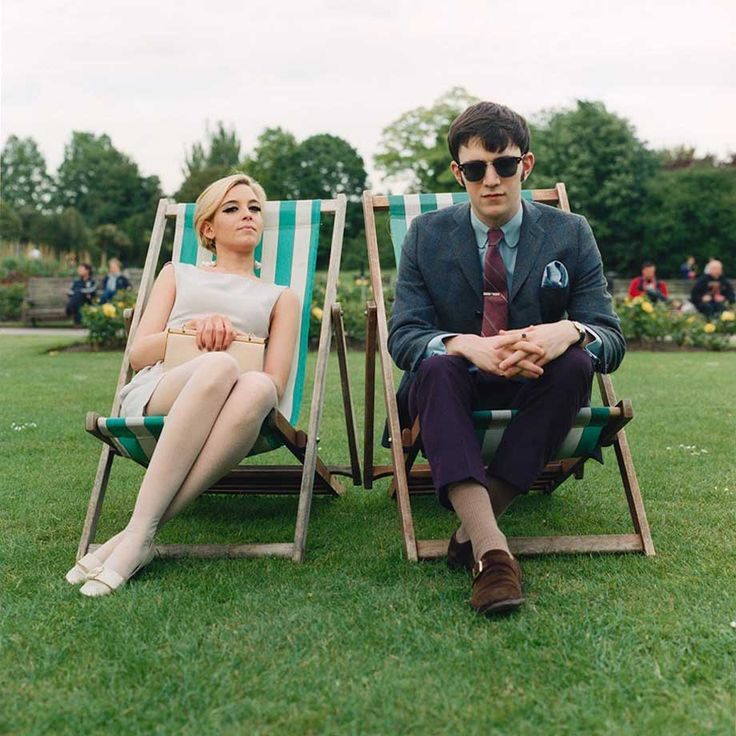 """Carlotta Cardana: """"Mod Couples"""" examines the new generation of modernist couples in London (PHOTOS)."""