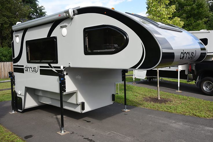 Cirrus Truck Camper For Long Bed Trucks