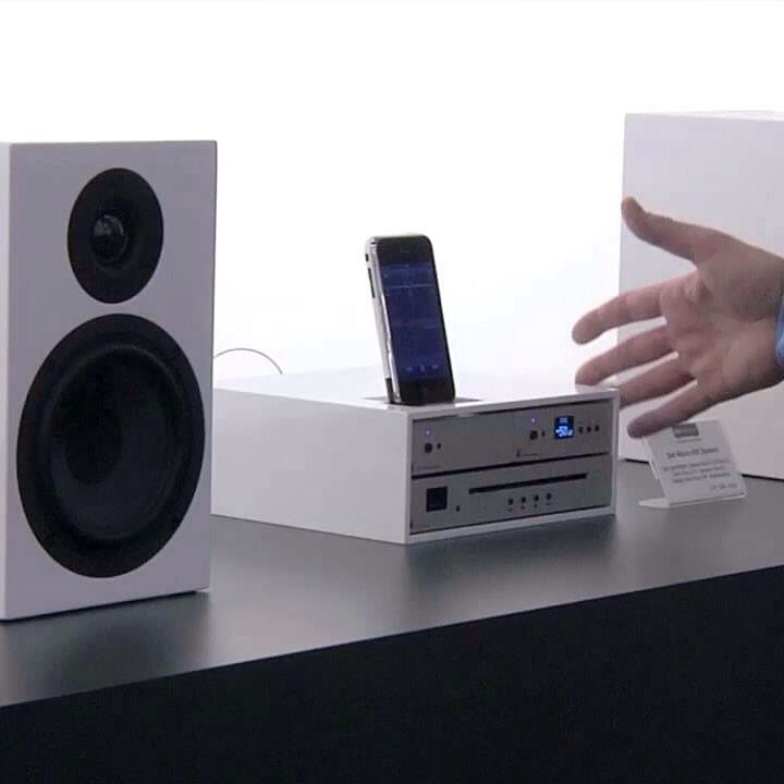 Pro-ject audio. Lovely Hi-Fi products for modern living.  Discover them at musiklageret.com