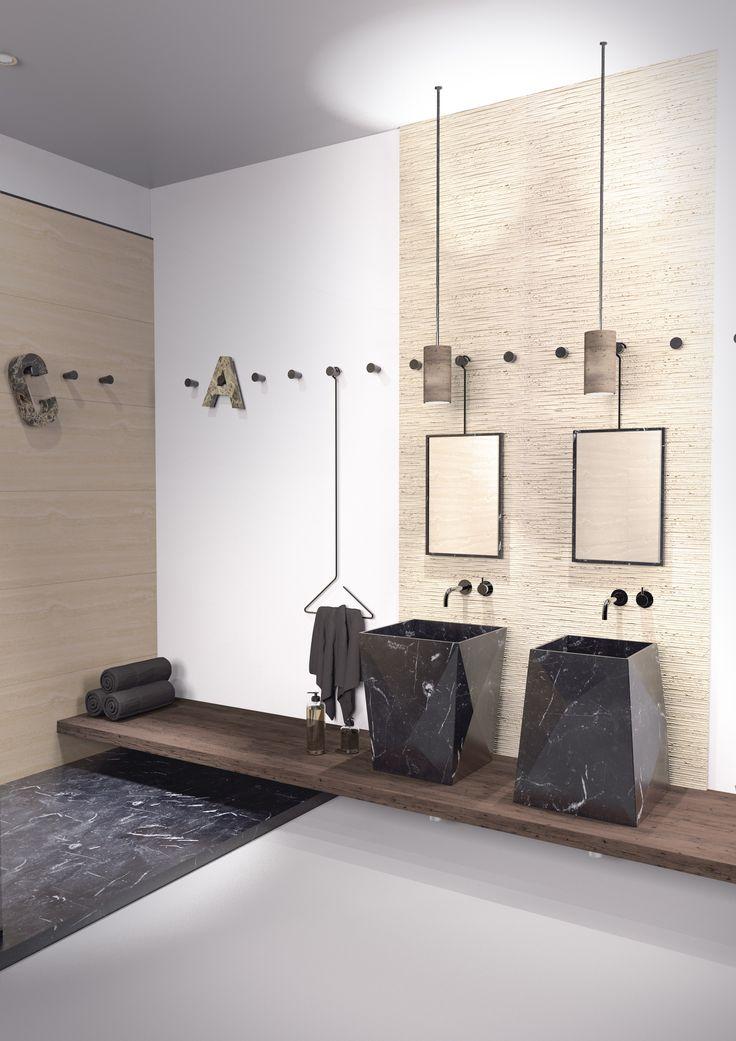 Punta, Shower and Medium Marmi Serafini