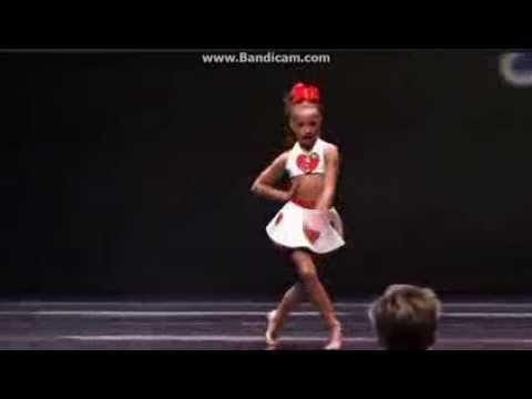 Dance Moms Solo Mackenzie Ziegler Dance Doctor - YouTube