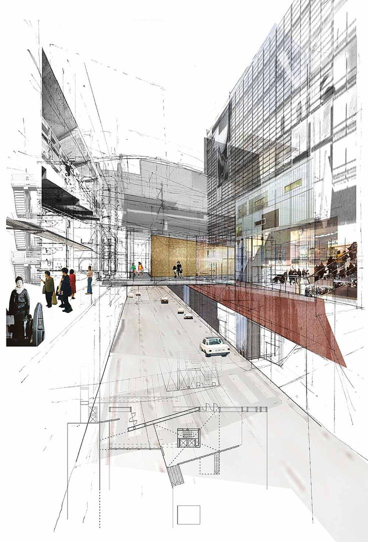 Presidents Medals: Ark Umeda: Urban Metabolism In Osaka Plan and perspective
