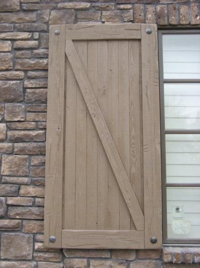 11 Best Images About Rustic Shutters On Pinterest Exterior Shutters Rustic Shutters And