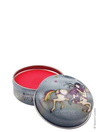 Lip-Balm tin - Gorjuss - The Runaway - Eclectic gifts from Santoro London