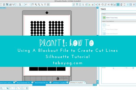PlanIt! How To: Using a Black Out File to Create Cut Lines