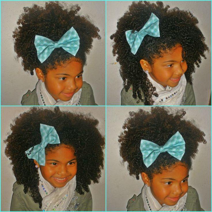 hairstyles black kids