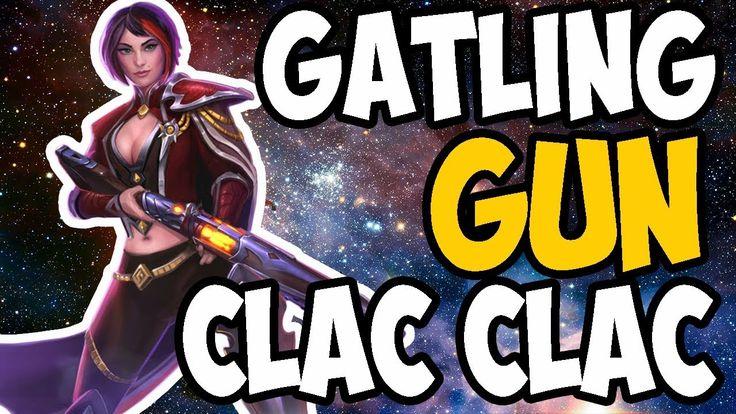 VIVIAN GATLING GUN PALADINS BUILD GAMEPLAY - YO VIVIAN GOES CLAC CLAC CLAC! - http://www.theleader.info/2017/11/18/vivian-gatling-gun-paladins-build-gameplay-yo-vivian-goes-clac-clac-clac/