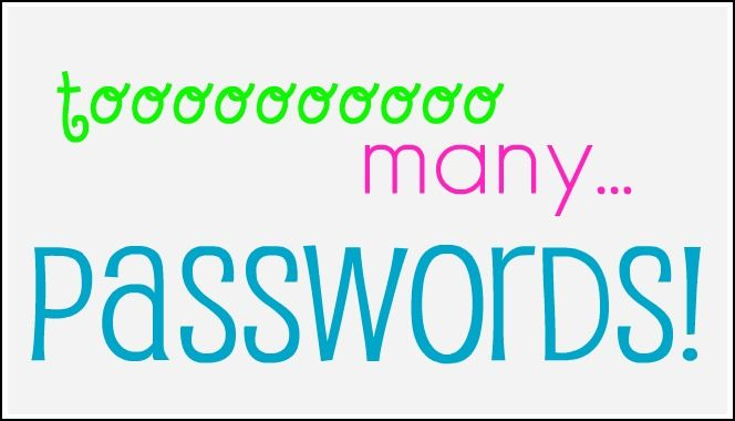Free Printable Password Worksheet -- NEED this. I'm always forgetting which account has what password. With paperless billing and online payment methods I have so many freaking accounts, usernames and passwords to remember lol itd be nice to have them all in one place handy