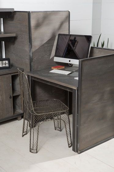 Who Said That Office Furniture Must Be Made In Laminate And Particle Board Our Work