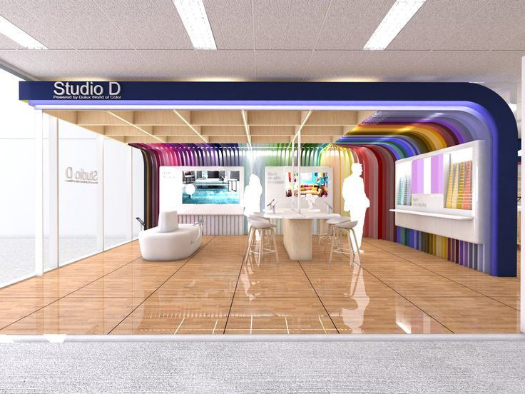 Studio D -  Concept Pop up