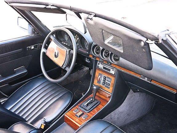 Mercedes-Benz SL 450 SL  1978, 75608 km, kr 95000,- -