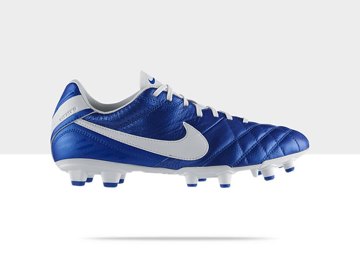 Nike Tiempo Natural IV Leather Firm-Ground Men's Football Boot