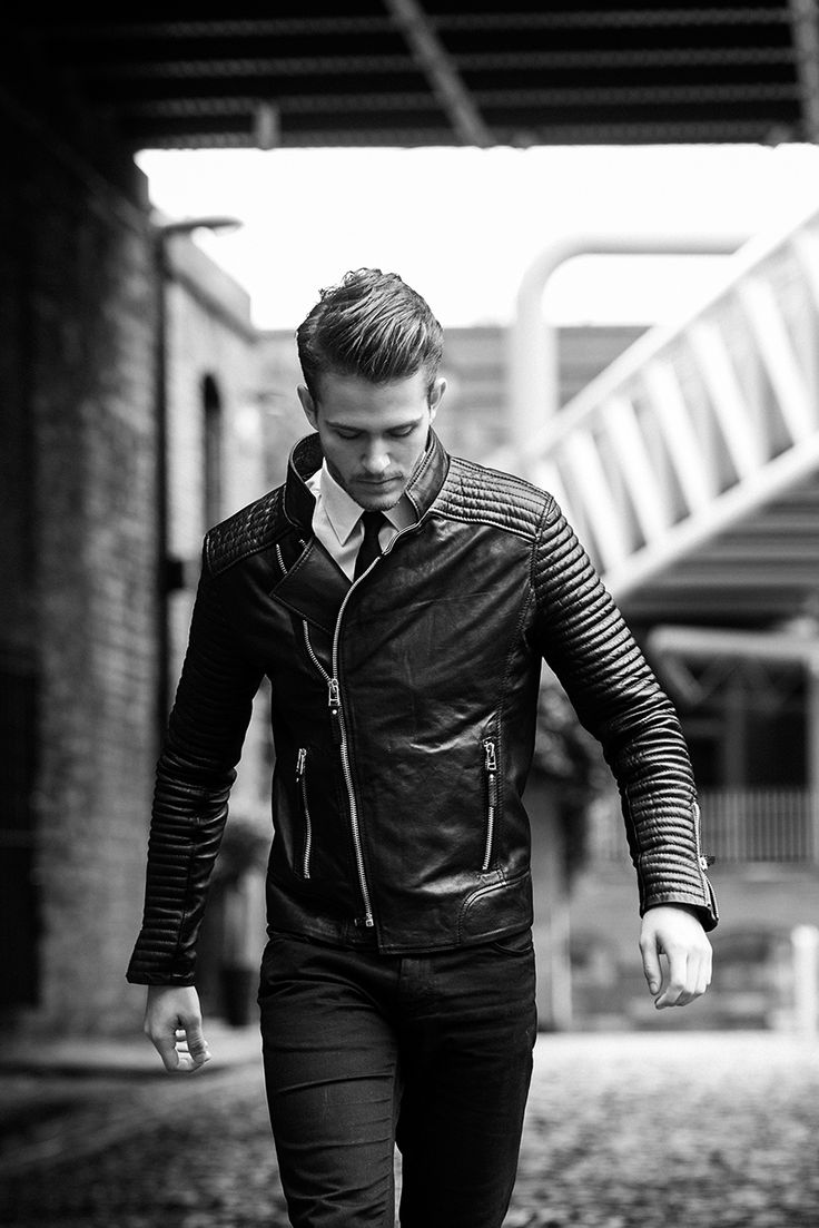 Fall Must Have | Boda Skin leather jacket | http://iamgalla.com/2014/10/boda/