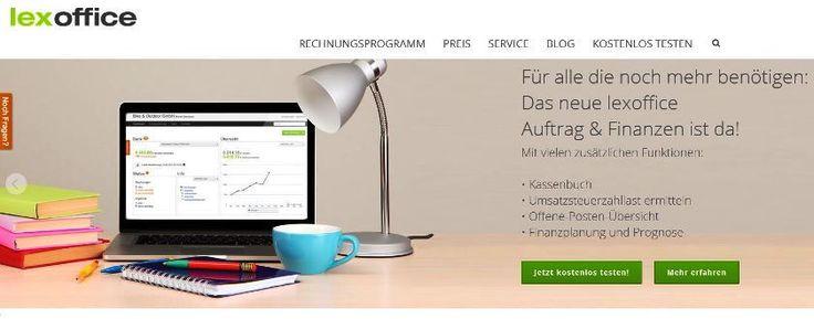 lexoffice - Rechnungsprogramm für Kleinunternehmen, Gründer und Freelancer im Test
