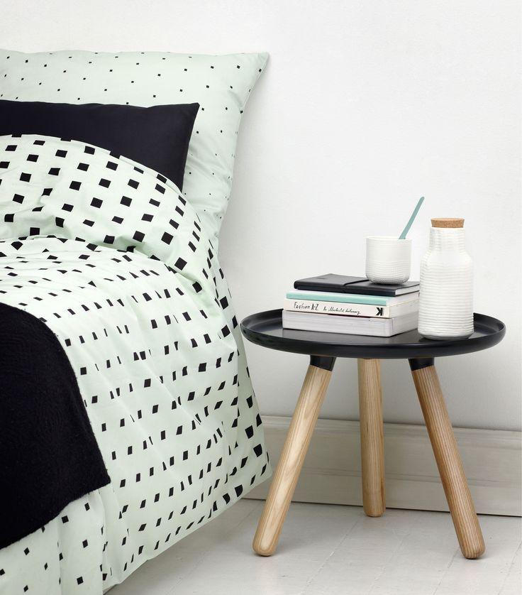 Inspiration für's Schlafzimmer: Tablo von Normann Copenhagen   online kaufen im stilwerk shop   ab € 235,-
