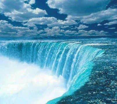 Places to See Before You Die: Niagara Falls.  Google+