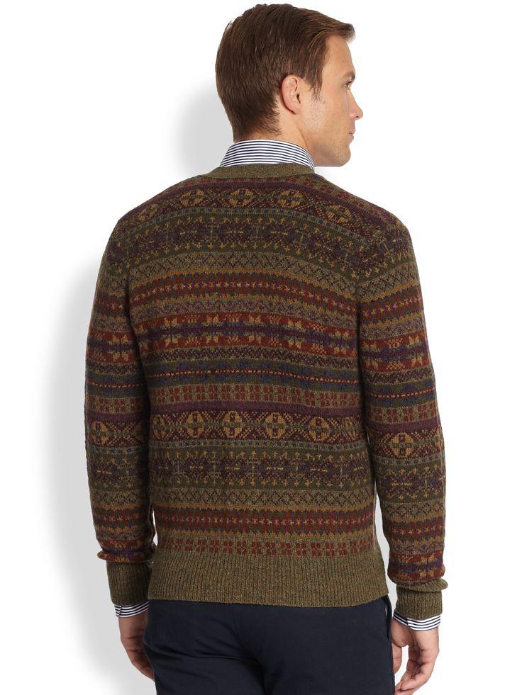 38 best Stranded knitting ideas images on Pinterest | Cardigans ...