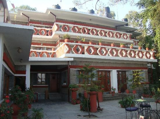 Chonor House at Norbulingka Institute, Dharamsala (India)