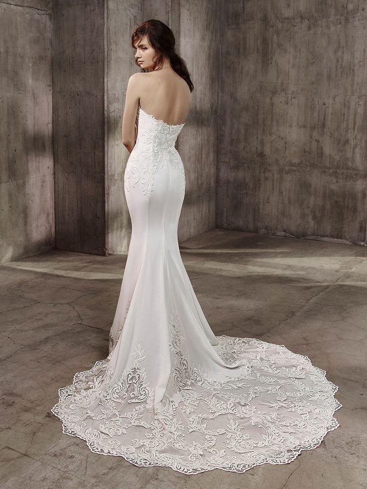 Belle Badgley Mischka Bridal AUTUMN