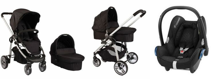 Double Trouble Single Pram : The Mommy City