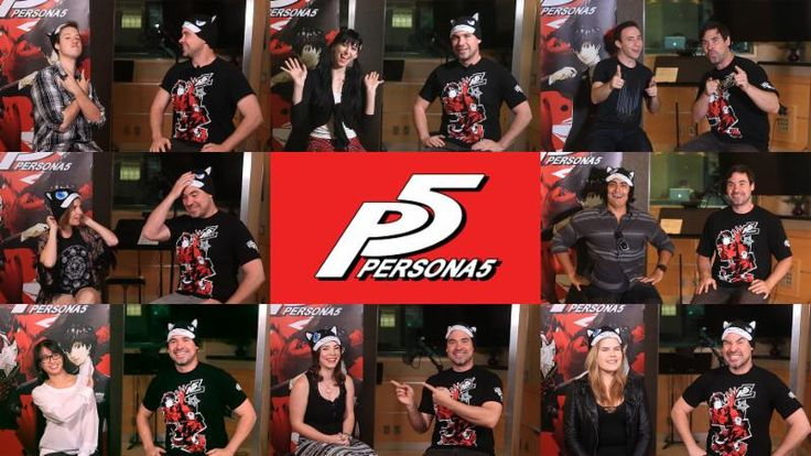 Persona 5 English Voice Actors Outed And Just Who Is The Protangist? - The Outerhaven