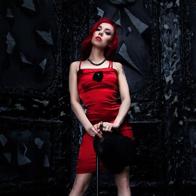 Shitsville Clothing - Lady Vampire Dress