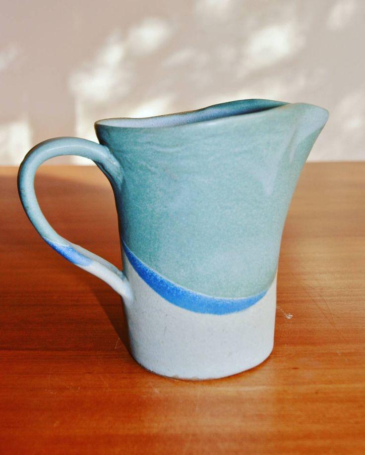 #ceramica #pottery #potterystudio #handmadeceramics #color #blue #ceramicart
