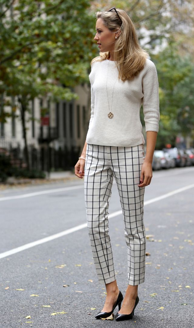 30 Chic Work Outfits to Wear this Summer | looks | Classy ...