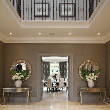 Traditional hall london alexander james interiors for the home