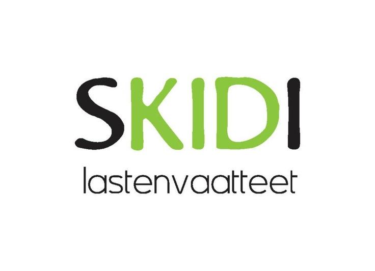Logo Design by Maijamedia | Skidi - Lastenvaatteet