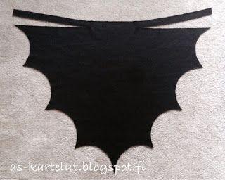 AS-kartelut: 5-minuutin Batman-viitta #batman #cape #5minutecrafting