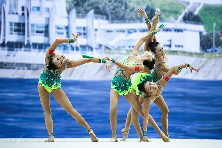 Group China, World Cup (Kazan) 2016