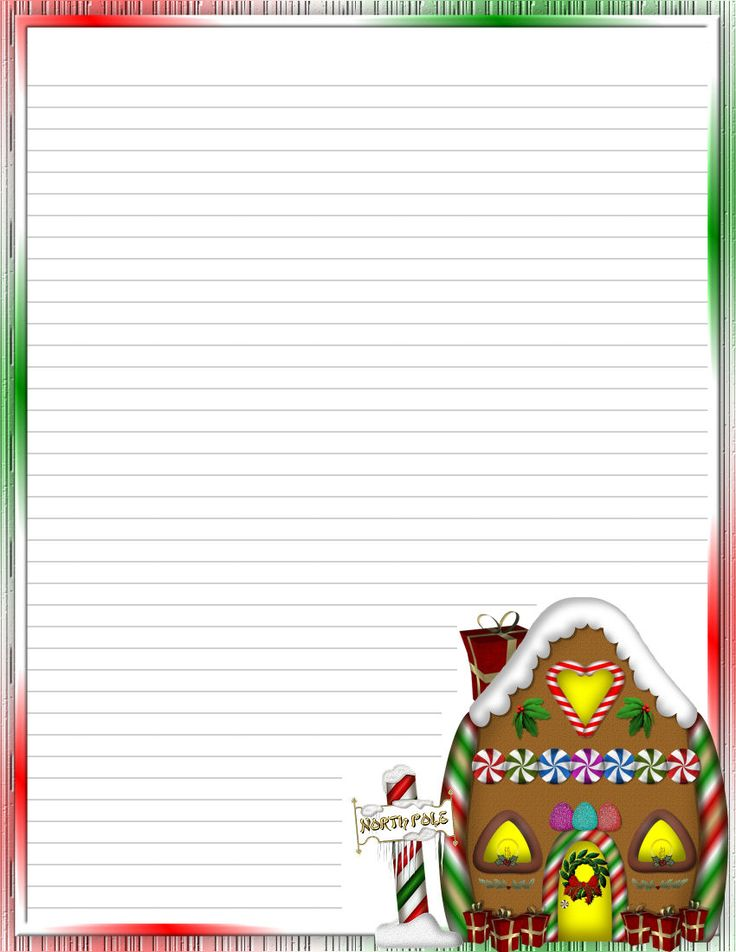 111 best Christmas Stationery images on Pinterest Christmas - christmas letterhead templates word