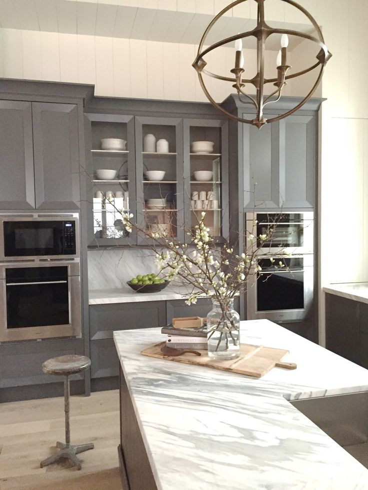 17 Best Ideas About Light Grey Kitchens On Pinterest Gray Kitchen Countertops Gray And White