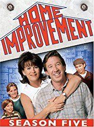 Tim Allen, Jonathan Taylor Thomas, Patricia Richardson, Zachery Ty Bryan, and Taran Noah Smith in Home Improvement (1991)