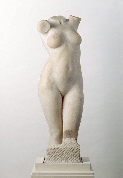 Australian Venus (circa 1927) by Rayner Hoff (United Kingdom, Australia 1894–1937) via AGNSW