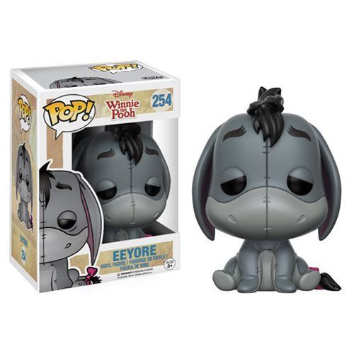 Winnie the Pooh Eeyore Pop! Vinyl Figure - Funko - Winnie the Pooh - Pop! Vinyl Figures at Entertainment Earth