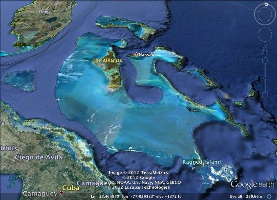 Google Earth Blog: Frank Taylor and Mickey Mellen's breaking news on the places of the world care of Google Earth