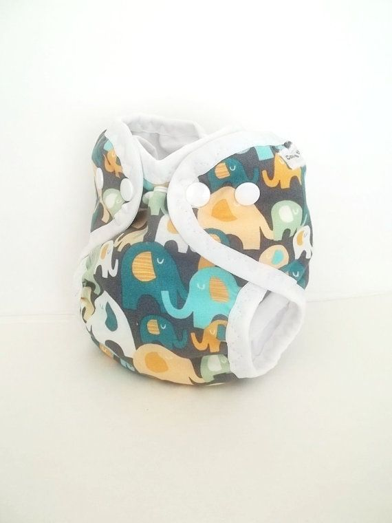 newborn cloth diaper cover with gussets and umbilical cord. Black Bedroom Furniture Sets. Home Design Ideas