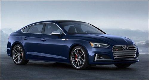 2018 Audi S5 Sportback Price USA   Primary Car