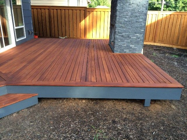 17 Best Ideas About Mahogany Decking On Pinterest