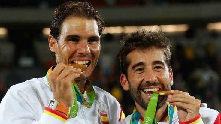 #Tenis Nadal y Marc López, dobles de #oro en #Río2016  ... - http://www.vistoenlosperiodicos.com/tenis-nadal-y-marc-lopez-dobles-de-oro-en-rio2016/