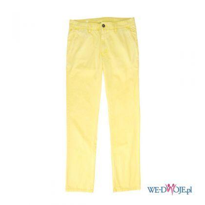 Żółte spodnie męskie Bytom, cena ok. 249 zł