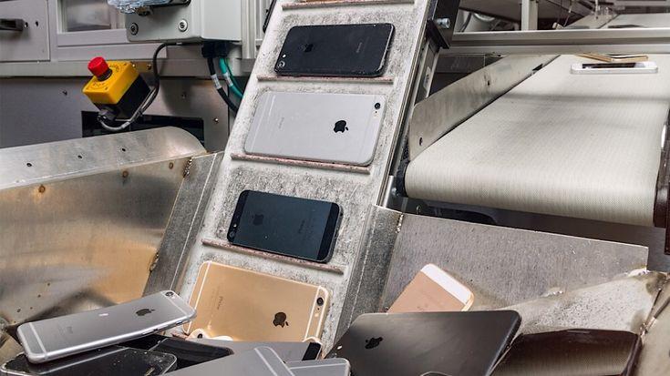 Riciclare iPhone è un affare piuttosto complicato. I telefoni sono notoriamente difficili da smontare, il che significa che riciclarli per ottenere alcune delle loro parti può, facilmente, trasformarsi in un grattacapo che richiede tempo. Apple presenta Daisy Tuttavia Apple ha una soluzione; la s...