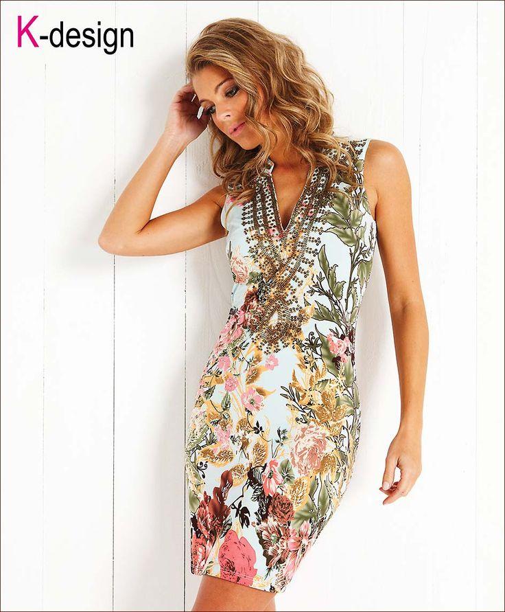 K-design: synoniem voor exclusieve prints en tot in de puntjes afgewerkte dameskleding. Gewoon top! Vanaf maat XS t/m XXL.