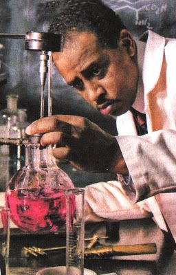Dr. Percy Lavon Julian overcame poverty & segregation to become the first African American chemist inducted into the National Academy of Sciences.