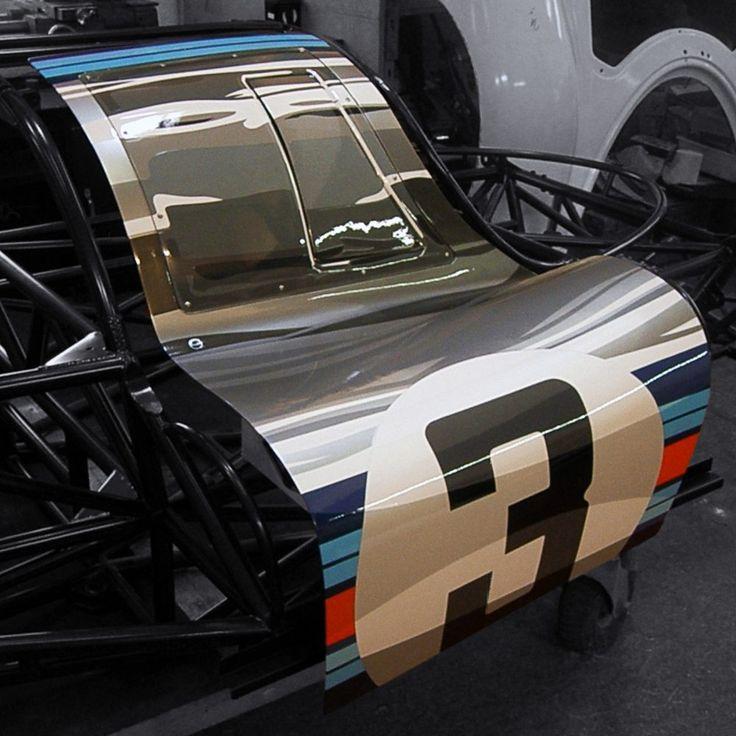 Joel Clark's Porsche pARTs 917 Doors