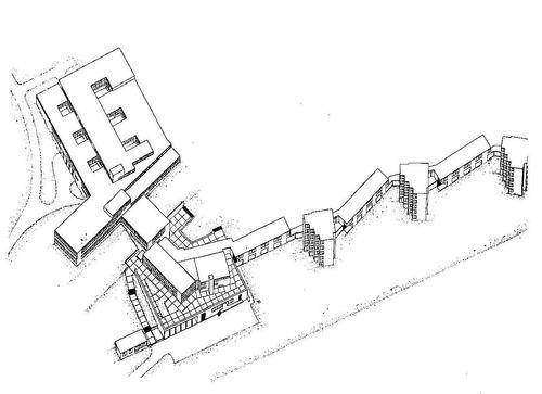 Max Bill - Hochschule für Gestaltung Ulm  1954