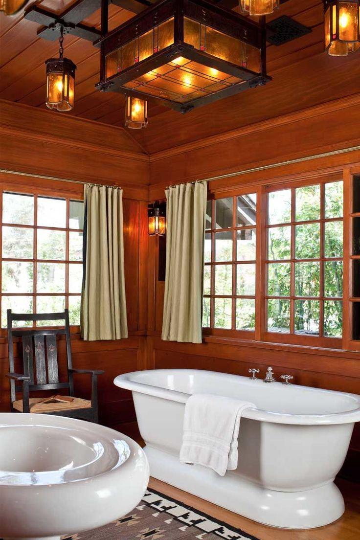 Best 20 craftsman bathroom ideas on pinterest craftsman - Mission style bathroom accessories ...